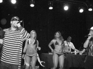 2 Live Crew. Seattle, 11-07-08