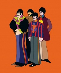 the-beatles-in-yellow-submarine