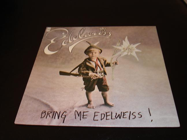 Edelweiss the original cover