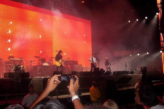 Paul McCartney at Coachella 2009