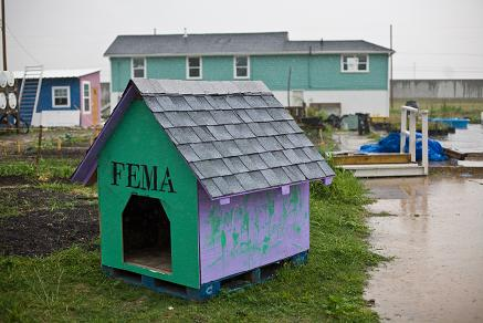 FEMA in doghouse