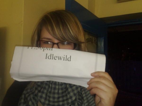 Katy <3's Idlewild