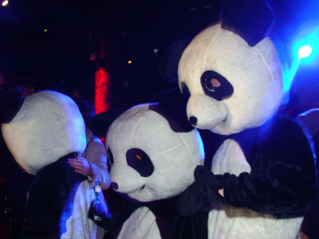 Panda Guys