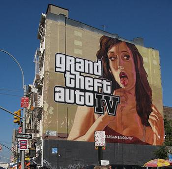 Nowadays, video game billboards are as common as billboards for movies and music.