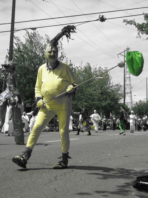 Fremont Solstice Parade 2009