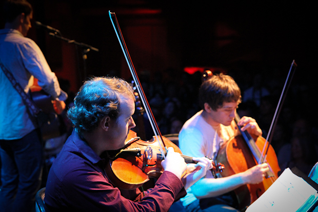 Kris Orlowski and The Passenger String Quartet