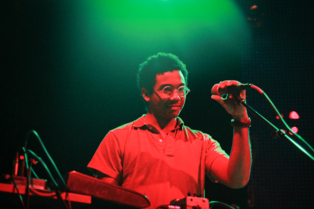 Toro Y Moi @ Fountain Lawn Stage, Bumbershoot