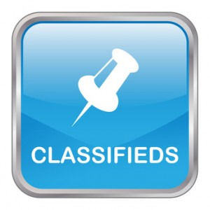 Classified Ads Randomville